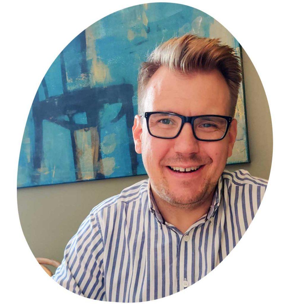 Markus Pyhäjärvi on KLT-kirjanpitäjä ja A.M.S. Kirjanpitotoimiston toimitusjohtaja.